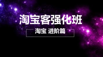 淘宝打造爆款 淘宝客广告投放技巧 实操课程【淘金商学院】