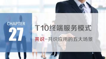 027-T10终端销售服务模式2.0-共识之共识应用的五大场景