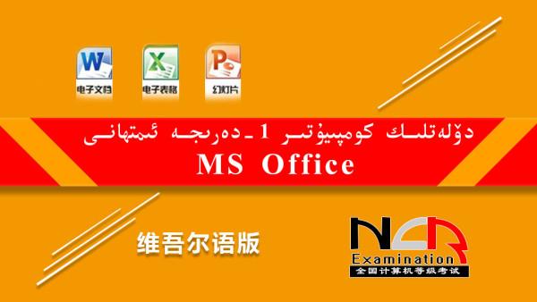 计算机国家一级(维吾尔语版)