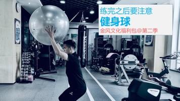 健身球第二季【金风文化福利包免费课程】