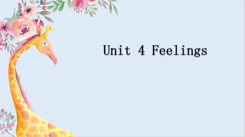 三年级下册unit 4