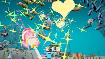 UE4 VR鱼群仿真/鱼群模拟之项目实战(源码开放)