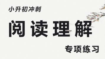 天天家塾 小升初冲刺 语文 阅读理解 专项练习