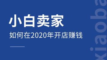 小白卖家,如何在2020年快速开店赚钱