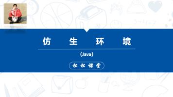 【松松课堂】仿生环境(Java)
