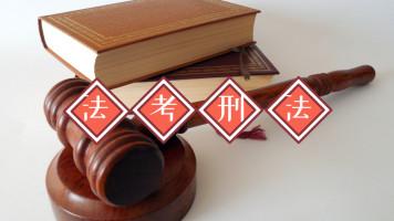 刑法(法律职业资格)