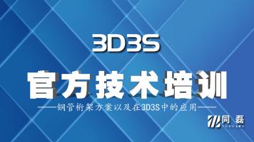 2020年第六期3D3S软件培训