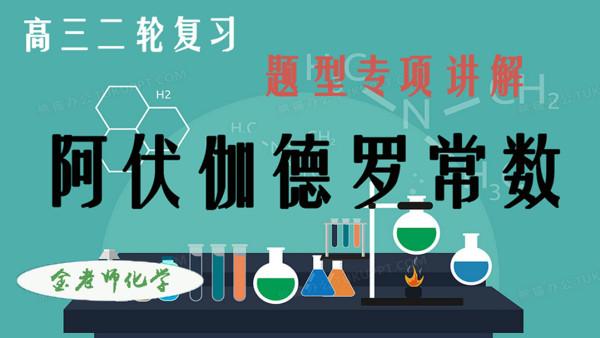 高考化学 阿伏伽德罗常数专项练习 高三二轮三轮复习 金老师