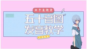 日语零基础入门 五十音图