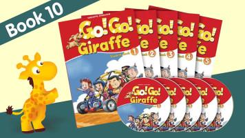 Go Go Giraffe 第十册