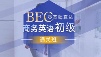 2020年BEC商务英语初级 基础夯实+考试专项冲刺