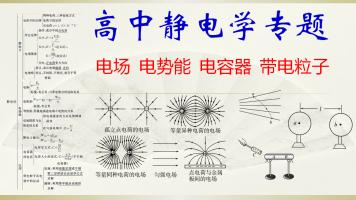 高考物理◆静电学