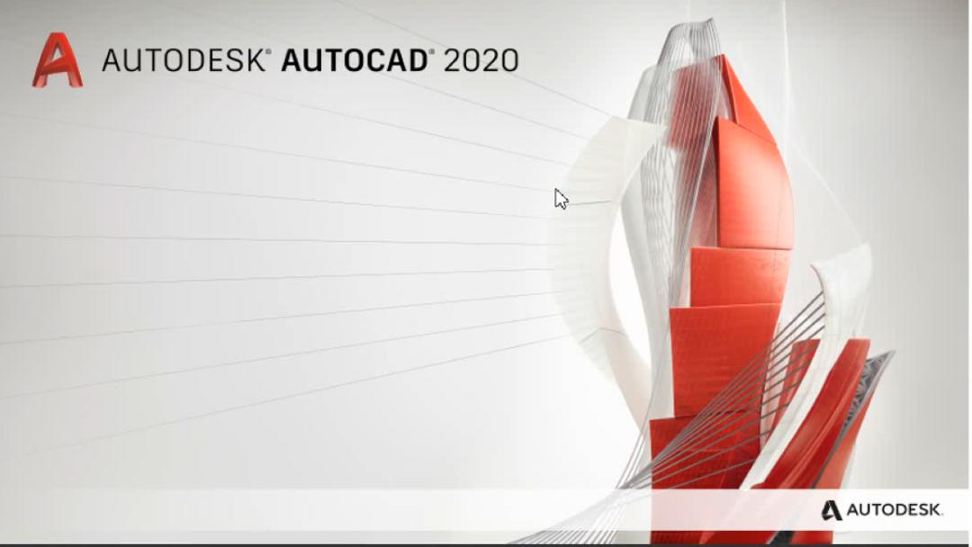 AutoCAD2020安装教程 软件下载