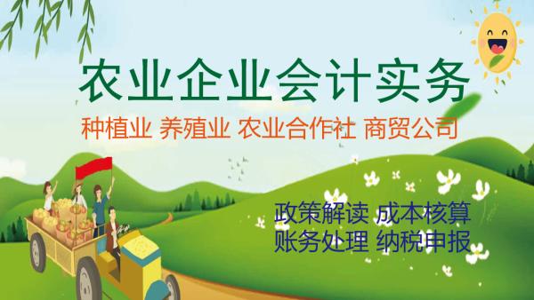农业企业会计实务