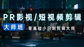 """""""2021""""PR剪辑高薪全能班"""