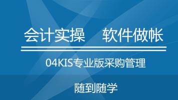 24金蝶KIS专业版采购管理