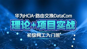 【誉天】华为认证网络HCIA初级工程师/数据通信DataCom