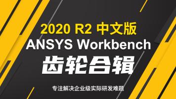 Ansys Workbench 2020 R2 中文版-齿轮合辑