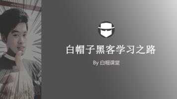白帽子黑客之网络与系统扫描工具使用篇【附工具】