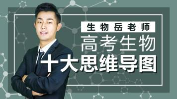 2020高考生物一轮复习指导【十大思维导图】(建议超清)