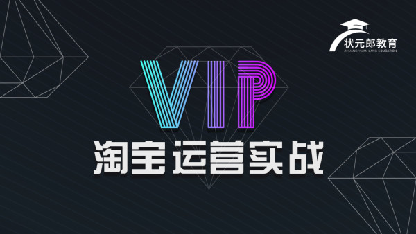 淘宝运营实战VIP