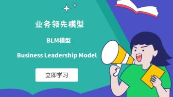 BLM模型:业务领先模型