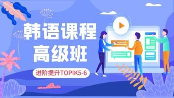 维哲韩语:topik韩语高级系统学习班