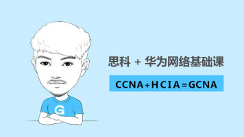 【G-LAB】思科华为混合厂商网络基础课程CCNA+HCIA=GCNA