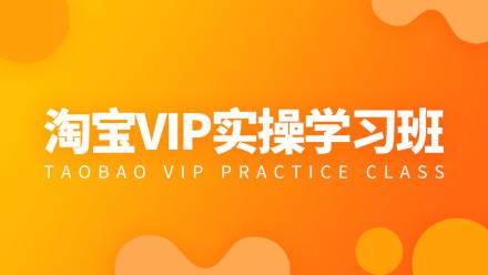 淘宝VIP实操学习班