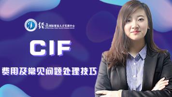 CIF费用及常见问题处理技巧