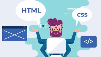 高薪就业前端开发 (HTML+CSS)入门实战课程