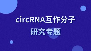 circRNA互作分子研究专题
