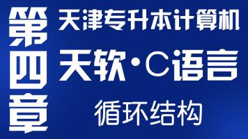 2021年天津专升本-大软C语言-第四章