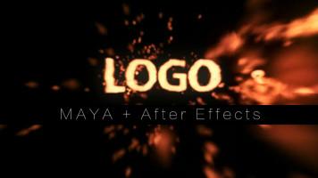 片头动画演绎制作(Maya+AE)