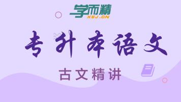 2020重庆专升本语文