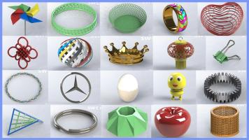 SolidWorks教程,SolidWorks入门基础建模视频教程120例(一)