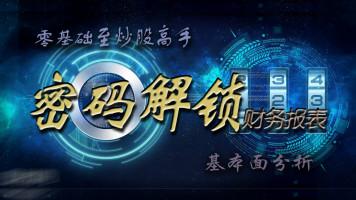 红叔牛 -  零基础至炒股高手【密码解锁财务报表】