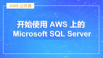 开始使用AWS上的Microsoft SQL Server