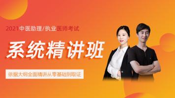 2021年中医执业医师-系统精讲班