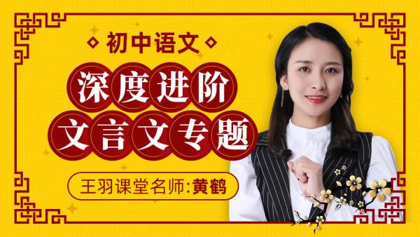 初中语文深度进阶文言文专题课-黄鹤语文