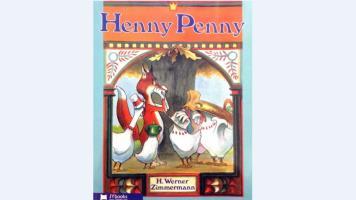韵律儿歌 | 廖彩杏书单 Henny Penny
