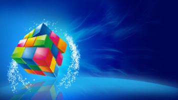 最强大脑魔方教程之三阶魔方入门玩法