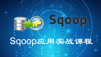玩转大数据之Sqoop应用实战课程