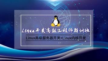 Linux开发高级工程师特训班