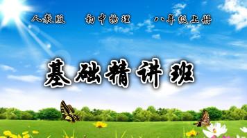 初中物理八年级下册基础班(精讲)人教版