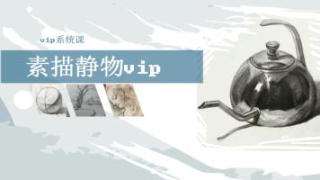 素描基础——静物素描【染色体艺术】