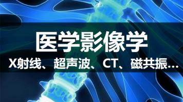 医师:医学影像学(X射线、超声波、CT、磁共振…)