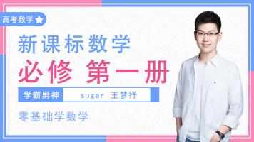高中新高考数学必修(第一册) sugar王梦抒