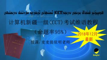 计算机新疆一级(CCT)考试维语教程