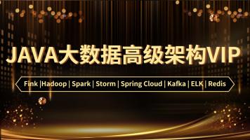 JAVA大数据高级架构VIP(Flink/Spark/Storm/Kafka)